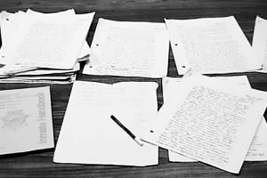 Carrie's Letters from Jail