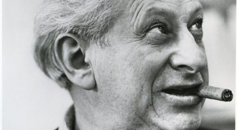 photo of Studs Terkel