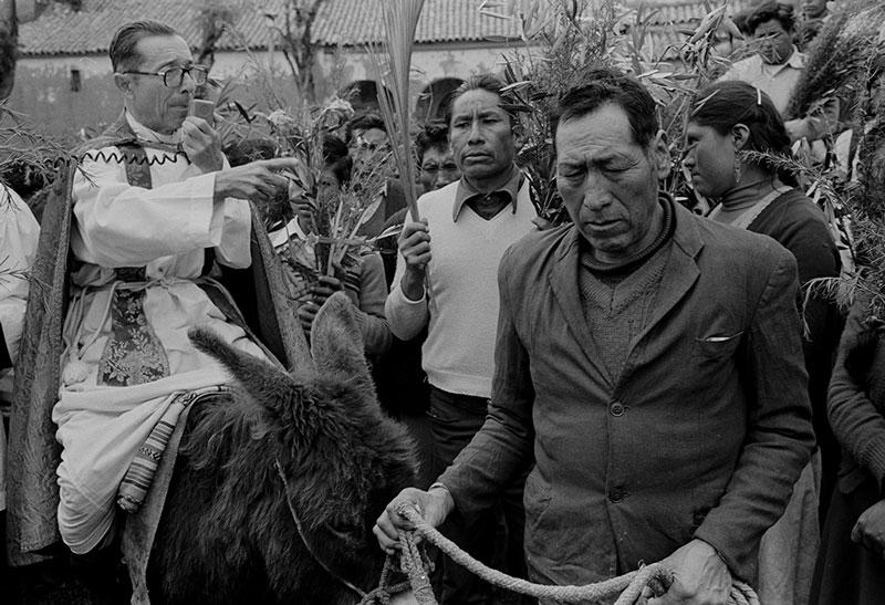 Palm Sunday in Peru. By Nubar Alexanian