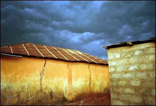 Clouds Over Benin