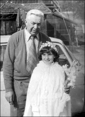 Justine & her Grandfather