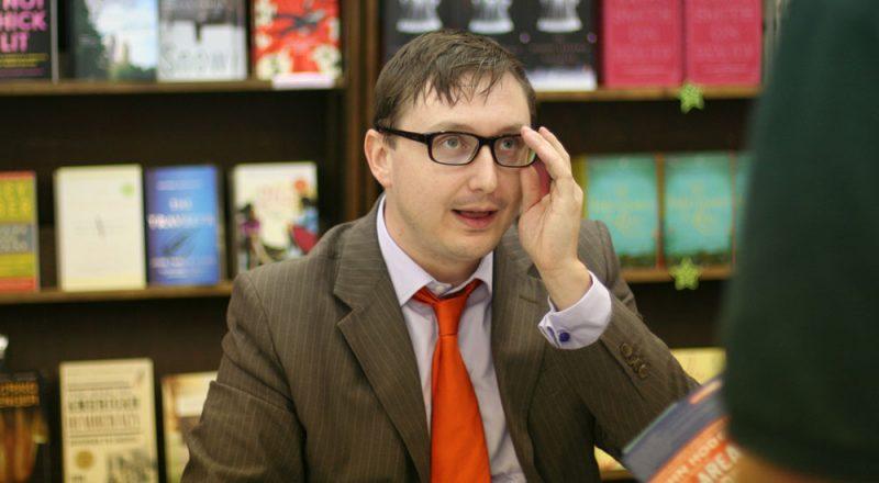 photo of John Hodgman