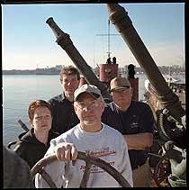 Crew of the John J. Harvey