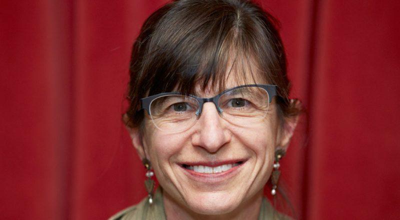 Gwen Macsai. Photo from PRX