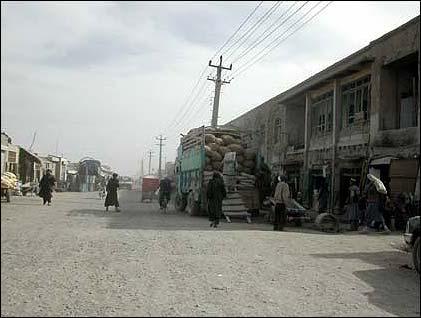 A Street in Kandahar