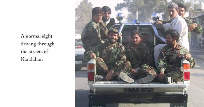 Streets of Kandahar
