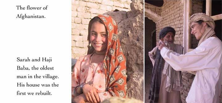 Flower of Afghanistan
