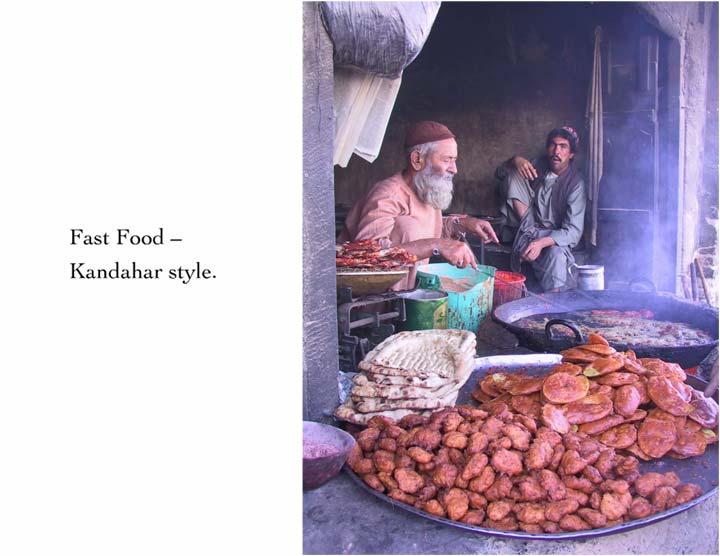 Kandahar Fast Food