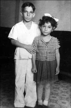 Dad & Magda
