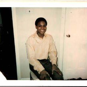 Arthur Earl Hutchinson as a teenager