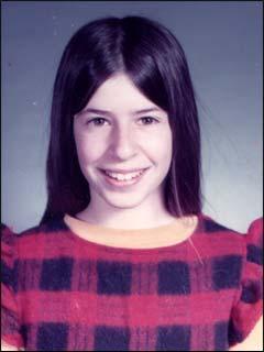 Gwen Macsai in Middle School