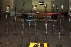 The Transom Studio Mic Shootout: Blindfold Test
