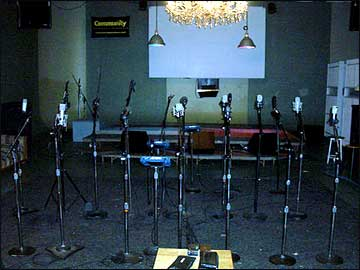 Mic Shootout Long-view