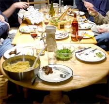 From an article for Gourmet Magazine, July 2005, courtesy of the author. Photo by Jason Molenda