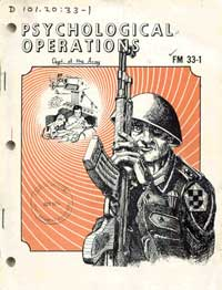 Psychological Operations manual cover