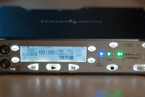 Sound Devices 722 Digital Recorder Review