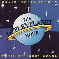 Duplex Planet Hour CD Cover