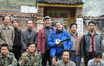 Elizabeth Arnold in China