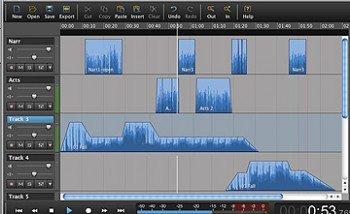 Mix window screenshot
