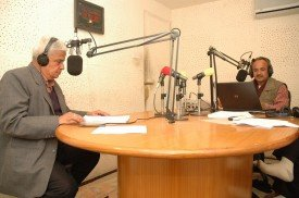 Live talk show Nepal Chautari with former finance minister