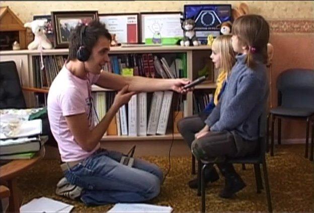 Dan Interviewing