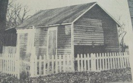 Albert Cashier's home. Photo courtesy of GateHouse News Service.