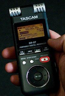 Tascam DR-07
