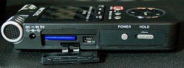 Tascam DR-07 USB