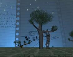 Paperworld night image