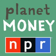 Planet Money logo