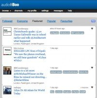 AudioBoo Featured image