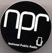 Old NPR logo
