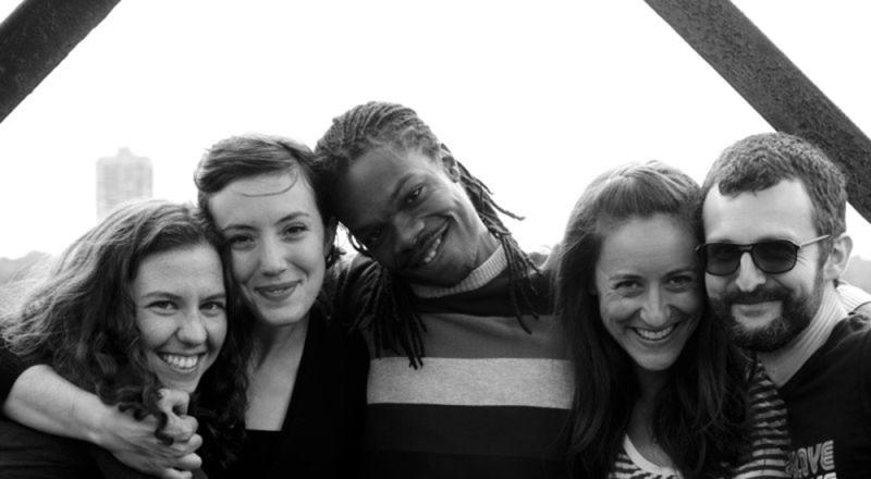 The Recollective: Whitney, Chaela, Carl, Nina, Jeremy