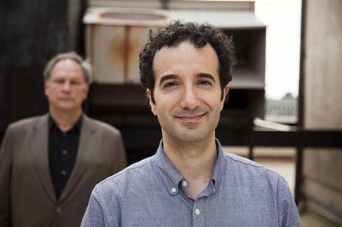 Radiolab's Jad Abumrad