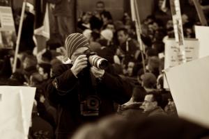 Journalist or Activist?