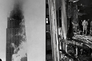 The Plane That Flew Into the Empire State Building