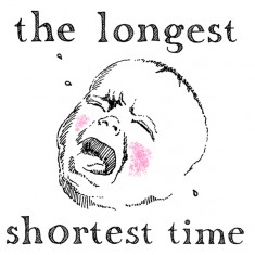 The longest shortest time logo