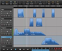 Setting up a small recording studio update transom for Music studio design software