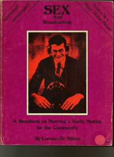Cover of Sex and Broadcasting