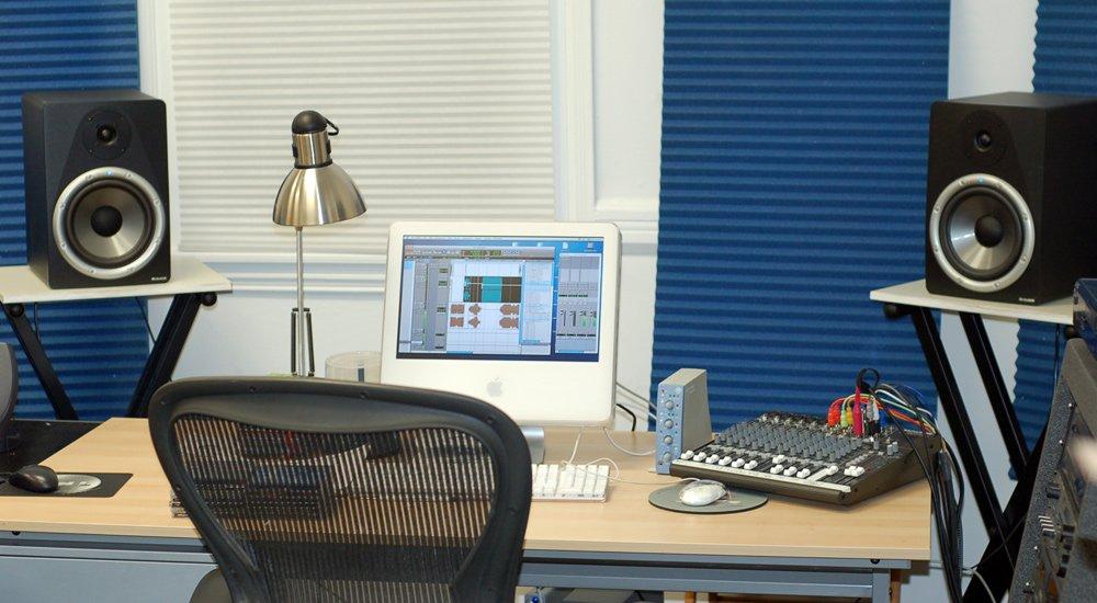 Surprising Setting Up A Small Recording Studio Update Transom Inspirational Interior Design Netriciaus