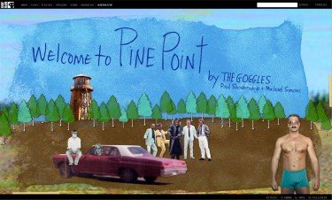 Welcome to Pine Point, by The Goggles
