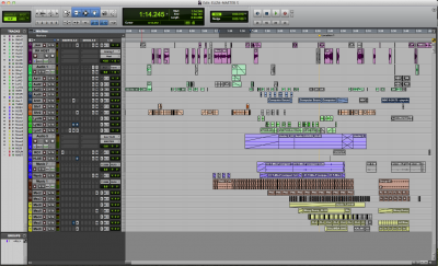 Protools Screen Shot