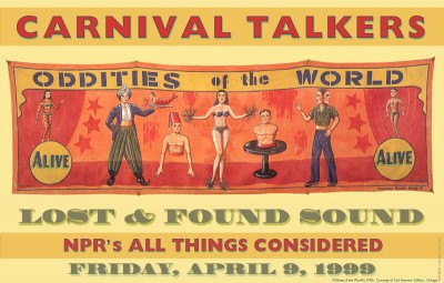 Carnival Talkers Poster