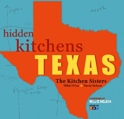 Hidden Kitchens Texas cover