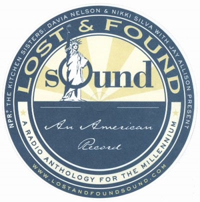 Lost and Found Sound logo
