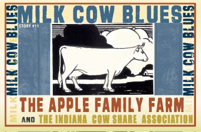Milk Cow Blues poster