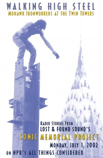 Walking High Steel poster