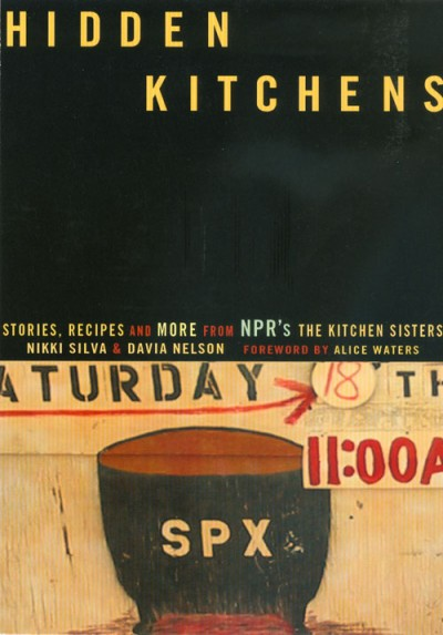 Hidden Kitchen postcard