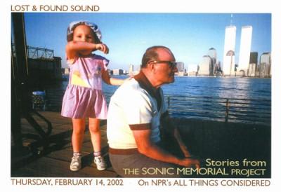 Sonic Memorial Postcard