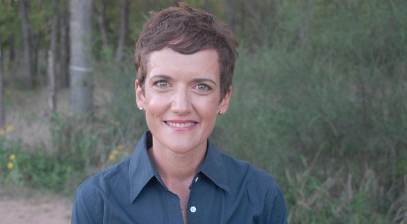 Amy Costello. Photo by PRI